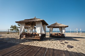 Пляжный отдых в Крыму