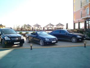 Парковка в Крыму